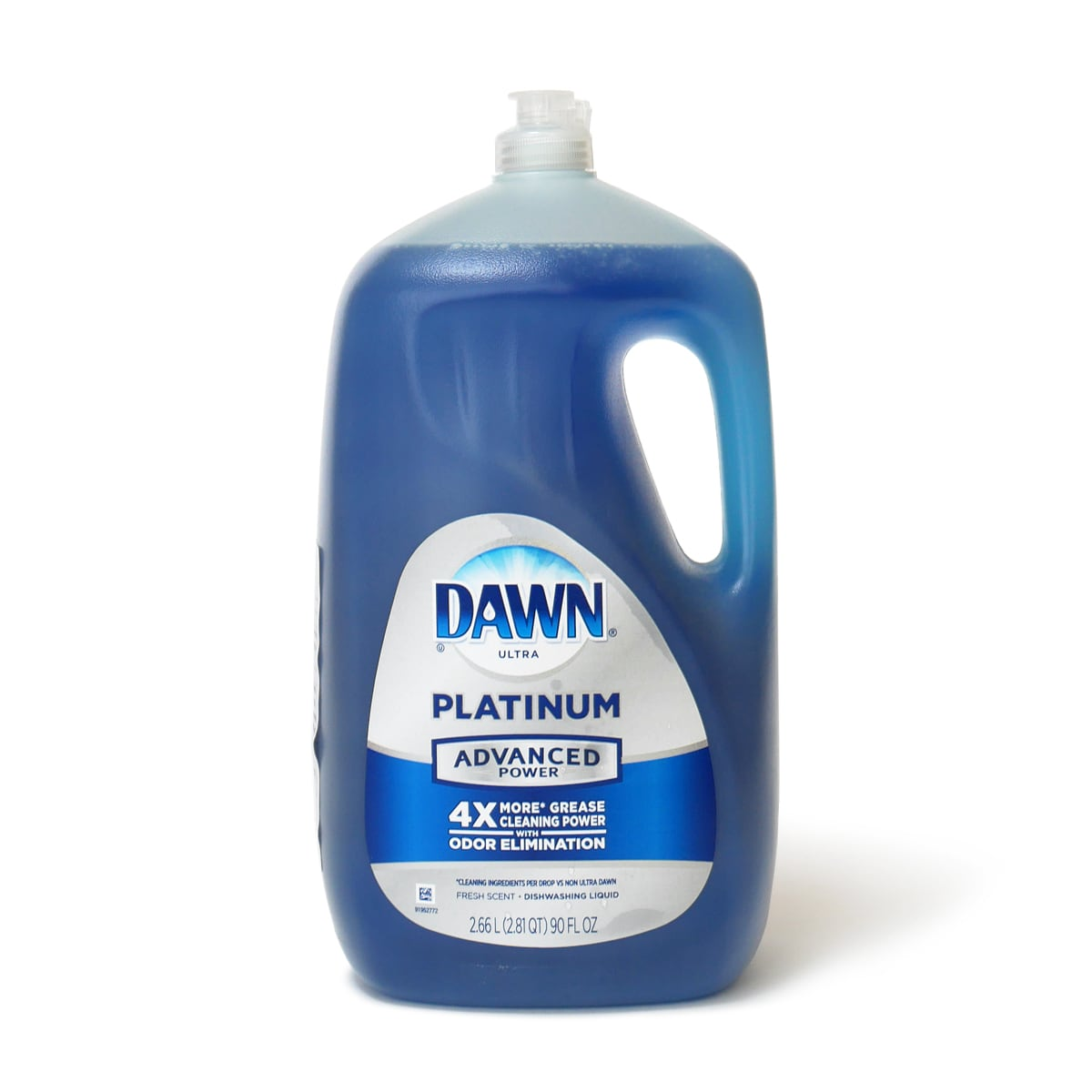 DAWN ウルトラプラチナム 食器用洗剤 2.66L