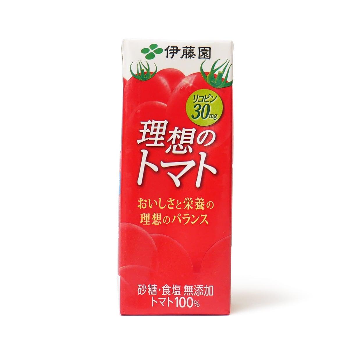 伊藤園 理想のトマト 200ml 1本