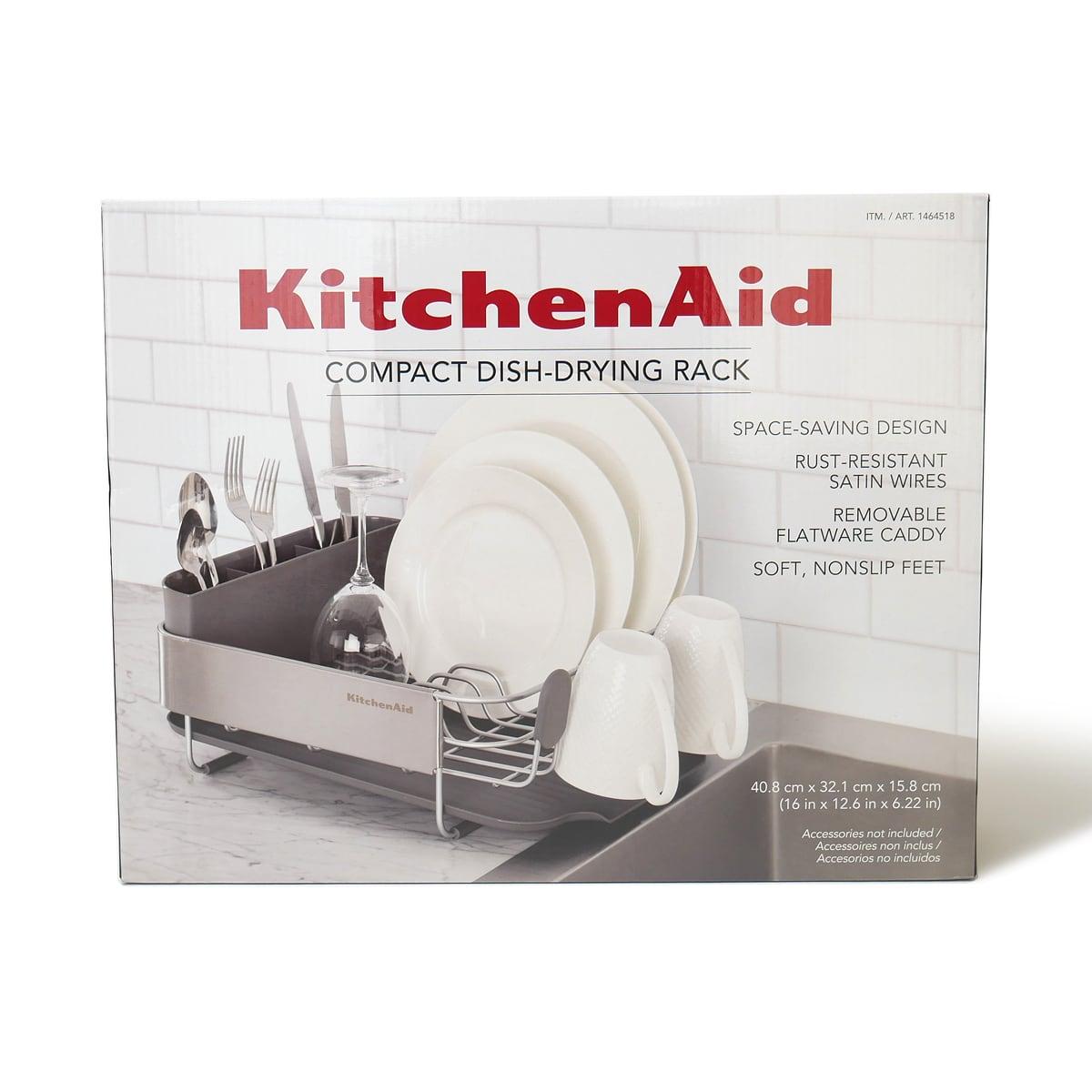 キッチンエイド コンパクトディッシュラック(水切りカゴ) 外箱
