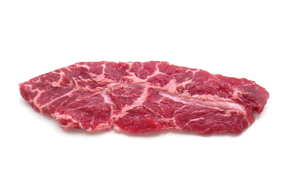 USAビーフ プライムミスジ 焼肉用 1枚