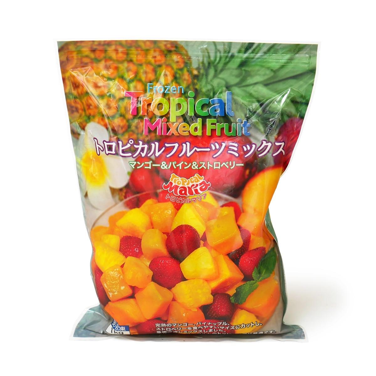 トロピカルマリア トロピカルフルーツミックス 1kg