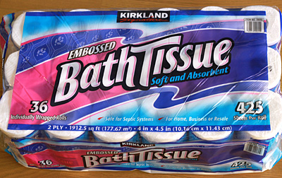 Bathtissue