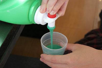 ゲイン 液体洗濯洗剤