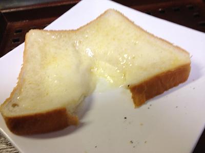 ハバティ スライスチーズとトースト