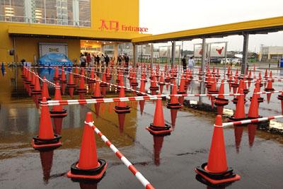 IKEA福岡新宮店