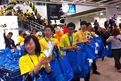 IKEA福岡新宮店 入店