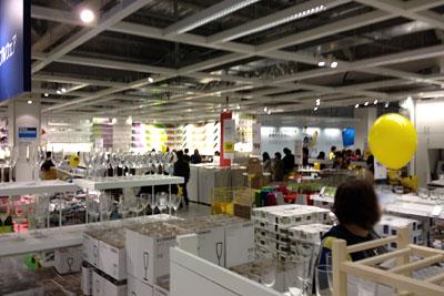 IKEA福岡 マーケットホール