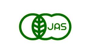 有機JASの認証マーク