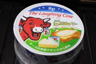 ラーフィングカウの塗るチーズ