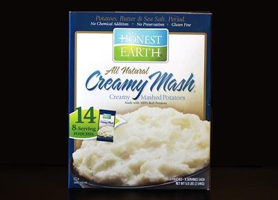 クリーミーマッシュポテト(乾燥マッシュポテト)