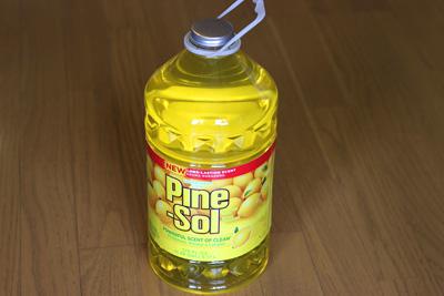 パインソル レモンクリーナー