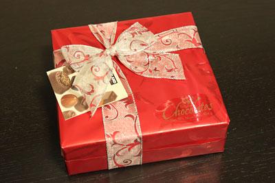 コストコでバレンタインチョコレート