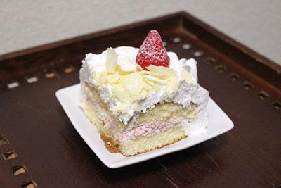 コストコのクリスマスケーキ2